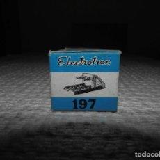 Trenes Escala: TOPE FINAL DE VIA ELECTROTREN H0 REF.197 NUEVO SIN USAR. Lote 145865634