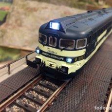 Trenes Escala: ELECTROTREN TALGO 354 DE RENFE, EDICIÓN LIMITADA. Lote 147580890