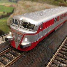Trenes Escala: ELECTROTREN TALGO 352 (2005T) DE RENFE. Lote 147583053