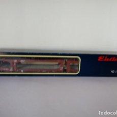 Trenes Escala: ELECTROTREN H0 1:87 VAGON PORTACOCHES DE DOS PISOS DB REF. 6014(USADO). Lote 147670866
