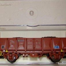 Trenes Escala: VAGON CON CARGA DE CARBON TIPO X1 ELOS REF.: 1251 ESCALA H0. Lote 151419142