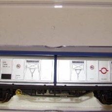 Trenes Escala: VAGON TRANSFESA TIPO HBFIS REF.: 1482K ESCALA H0. Lote 151451097