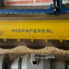 Trenes Escala: VAGON TOÑVA ELECTROTREN 5600 HISPACEREAL ENVIO INCLUIDO. Lote 151456653