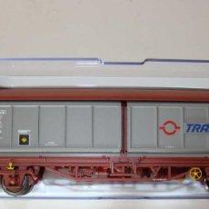 Trenes Escala: VAGON ELECTROTREN CERRADO TRANSFESA RENFE REF:1611K ESCALA H0 . Lote 153839174
