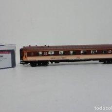 Trenes Escala: ELECTROTREN H0 18256K VAGÓN PASAJEROS SALÓN ORIENT EXPRESS RENFE NUEVO A ESTRENAR NEW OVP. Lote 156814606