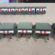 Trenes Escala: 10 TOPES HO ELECTROTREN 5 Y 5.ENVIO INCLUIDO. Lote 156820782