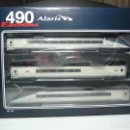 """Trenes Escala: AUTOMOTOR ALARIS S-490 """"GRANDES LÍNEAS"""" ELECTROTREN CONTINUA DIGITAL. Lote 160410790"""