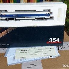 Trenes Escala: ELECTROTREN LOCOMOTORA SERIE 354. Lote 175501313