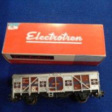 Trenes Escala: VAGÓN ELECTROTREN, TRANSFESA, H0. Lote 176058435