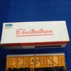 Trenes Escala: VAGÓN ELECTROTREN, ALCO, H0, 1404. Lote 176061069