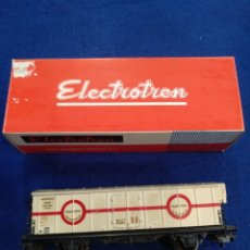 Trenes Escala: VAGÓN ELECTROTREN, TRANSFESA INTERFRIGO, H0,. Lote 176064120