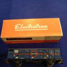 Trenes Escala: VAGÓN ELECTROTREN, TRANSFESA, H0,. Lote 176065573