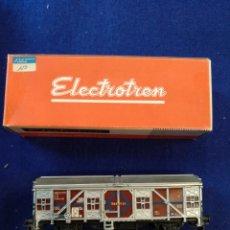 Trenes Escala: VAGON ELECTROTREN TRANSFESA. Lote 176255484