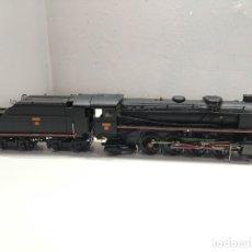 Trenes Escala: ELECTROTREN - LOCOMOTORA MIKADO 141-2366 NO MARKLIN IBERTREN ROCO ARNOLD. Lote 178577653