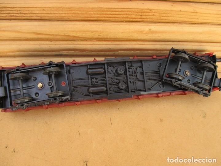 Trenes Escala: Electrotren vagon BOGIES bordes medios - Foto 4 - 179211943