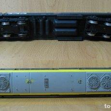 Trenes Escala: ELECTROTREN LOCOMOTORA 333 TAXI LA MAS POTENTE VA SIN CAJA VER FOTOS. Lote 179211976