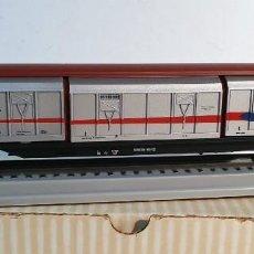Trenes Escala: ELECTROTREN CERRADO PUERTAS CORREDERAS TRANSFESA. DEL AÑO 1981. Lote 190769247