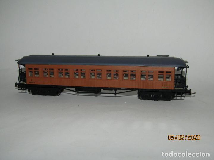Trenes Escala: Descatalogado Coche Costa 2ª Clase RENFE BB-2455 Ref. 5049K en Escala *H0* de ELECTROTREN - Foto 5 - 193240755
