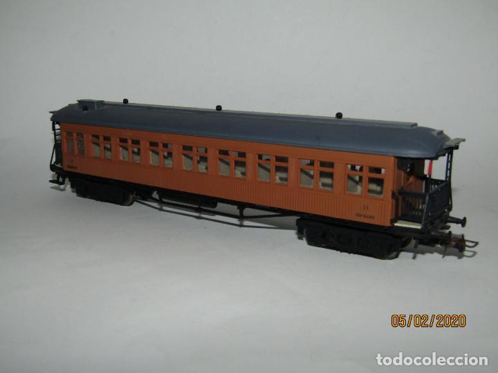 Trenes Escala: Descatalogado Coche Costa 2ª Clase RENFE BB-2455 Ref. 5049K en Escala *H0* de ELECTROTREN - Foto 6 - 193240755