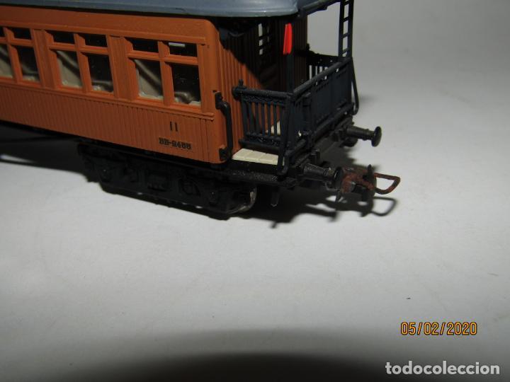 Trenes Escala: Descatalogado Coche Costa 2ª Clase RENFE BB-2455 Ref. 5049K en Escala *H0* de ELECTROTREN - Foto 7 - 193240755