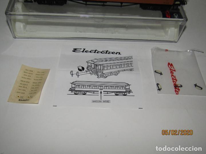 Trenes Escala: Descatalogado Coche Costa 2ª Clase RENFE BB-2455 Ref. 5049K en Escala *H0* de ELECTROTREN - Foto 8 - 193240755
