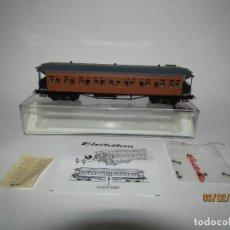 Trenes Escala: DESCATALOGADO COCHE COSTA 2ª CLASE RENFE BB-2455 REF. 5049K EN ESCALA *H0* DE ELECTROTREN. Lote 193240755