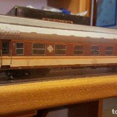 Trenes Escala: RENFE COCHE CAFETERÍA SERIE AAR 5000 ESTRELLA ESCALA H0 ELECTROTREN NºREF.5051K. Lote 196763440