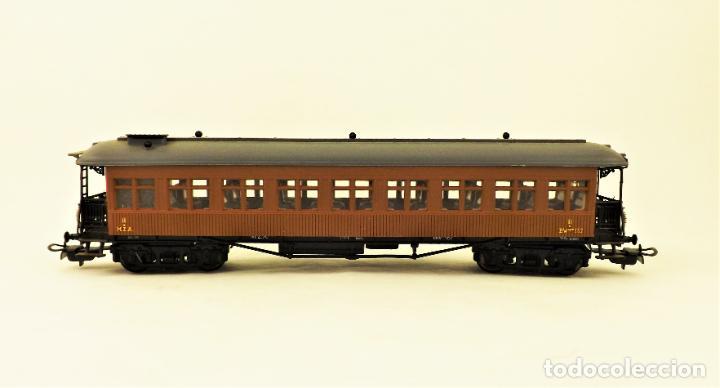 Trenes Escala: Electrotren MZA marrón II - Foto 3 - 213462887