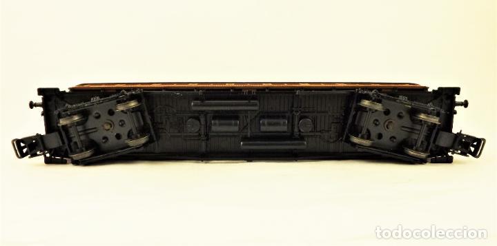Trenes Escala: Electrotren MZA marrón II - Foto 4 - 213462887