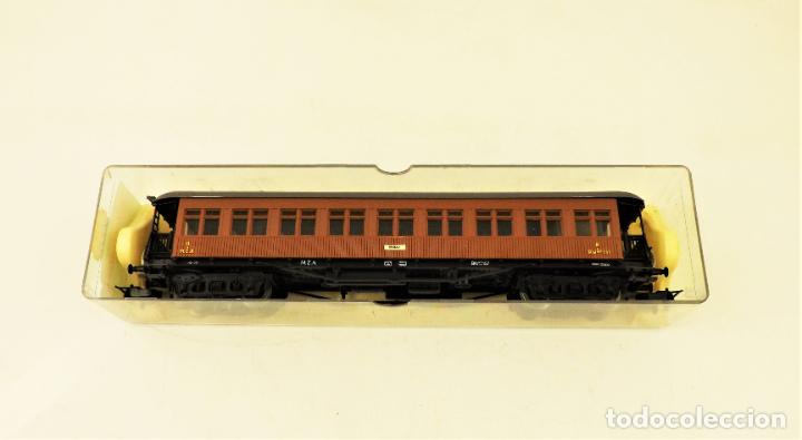 Trenes Escala: Electrotren MZA marrón II - Foto 5 - 213462887