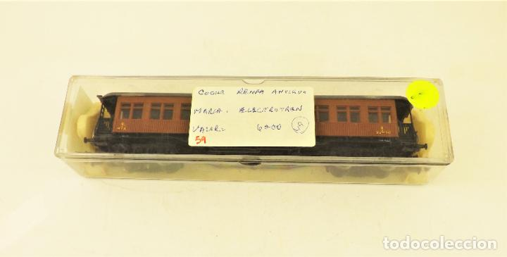 Trenes Escala: Electrotren MZA marrón II - Foto 6 - 213462887
