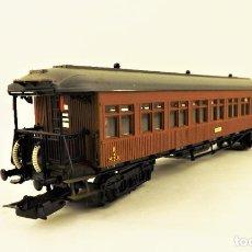 Trenes Escala: ELECTROTREN MZA MARRÓN II. Lote 196917538