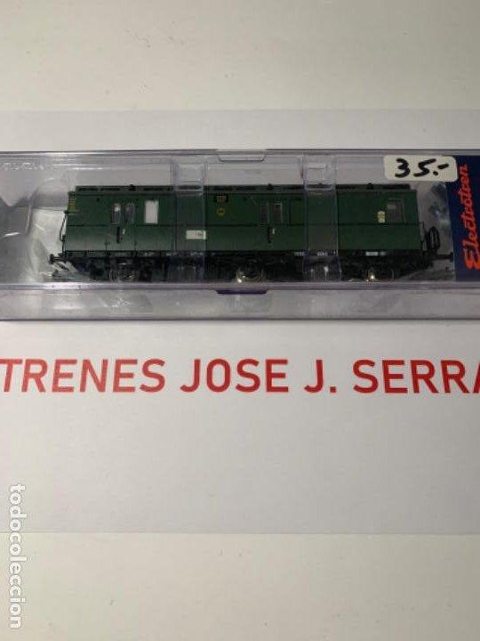 Trenes Escala: ELECTROTREN. HO. E6406. NUEVO - Foto 2 - 198231106