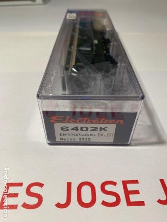 Trenes Escala: ELECTROTREN. HO. 6402K. NUEVO - Foto 3 - 198231346