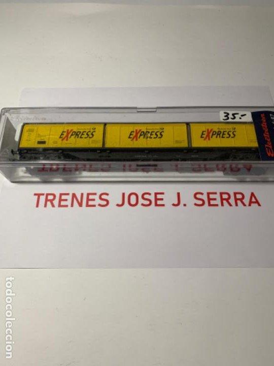 Trenes Escala: ELECTROTREN. HO. 217297. 5543K. NUEVO - Foto 2 - 198231606