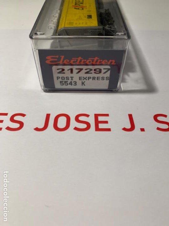 Trenes Escala: ELECTROTREN. HO. 217297. 5543K. NUEVO - Foto 3 - 198231606