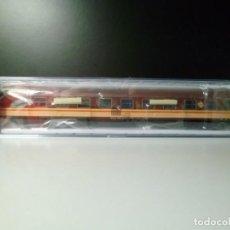 Trenes Escala: PACK COCHES SERIE 12000 ESTRELLA 1ª Y 2ª CLASE ELECTROTREN. Lote 199244668