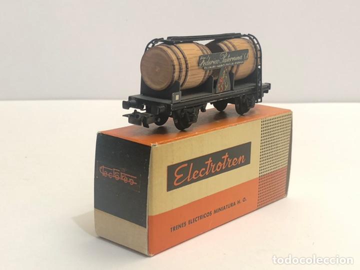 Trenes Escala: ELECTROTREN H0 808/1- CUBAS FEDERICO PATERMINA RENFE - Foto 3 - 200819277