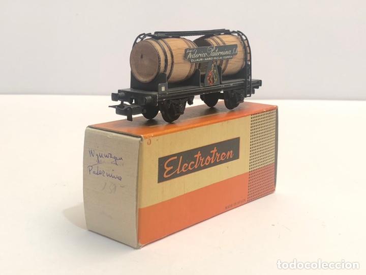 ELECTROTREN H0 808/1- CUBAS 'FEDERICO PATERMINA' RENFE (Juguetes - Trenes Escala H0 - Electrotren)