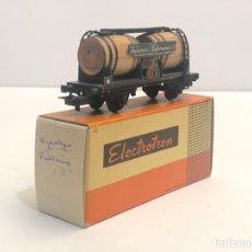 Trenes Escala: ELECTROTREN H0 808/1- CUBAS 'FEDERICO PATERMINA' RENFE. Lote 200819277