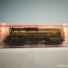 Trenes Escala: ELECTROTREN SERIE LIMITADA 35 ANIVERSARIO GONZALEZ. Lote 200896661