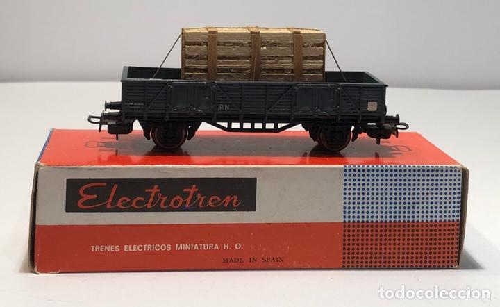 Trenes Escala: ELECTROTREN H0 1107 - BORDES BAJOS CON CAJA CRISTALES RENFE - Foto 4 - 201157211