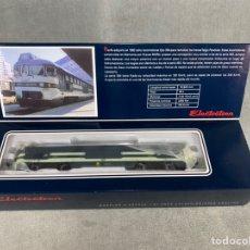 Trenes Escala: LOCOMOTORA RENFE 354-002 ELECTROTRÉN VIRGEN DE LA MACARENA - REF: 2353 - H0 - SIN USAR. Lote 205076880