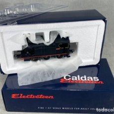 Trenes Escala: LOCOMOTORA DE VAPOR 0-3-0 ELECTROTRÉN CALDAS DC - REF: 0032 K - H0. Lote 205076906
