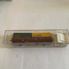 Trenes Escala: ELECTROTREN. HO. REF 1421 VAGON. Lote 205511641