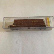 Trenes Escala: ELECTROTREN. HO. REF 5709 VAGON. Lote 205512600