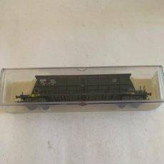 Trenes Escala: ELECTROTREN. HO. REF 5702 VAGON. Lote 205513073