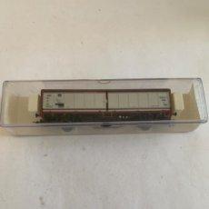 Trenes Escala: ELECTROTREN. HO. REF 1485 VAGON. Lote 205517182