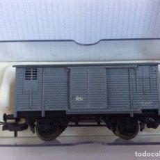 Trenes Escala: VAGÓN MERCANCÍAS ELECTROTREN MERCANCÍAS REF.804 ESC O HDJ 791. Lote 205561961