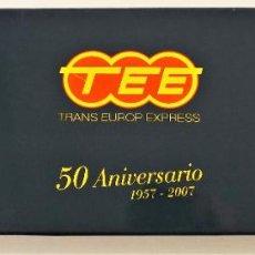 Trenes Escala: ELECTROTREN TREN TALGO III 50º ANIVERSARIO TEE REF 3309. Lote 206337678